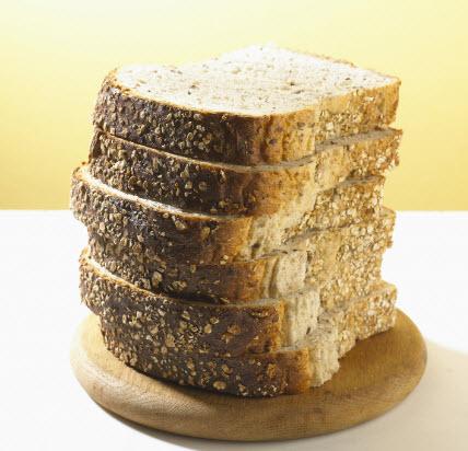 تناول خبز القمح لزيادة الوزن