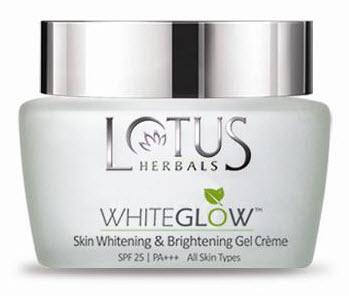 كريم تفييح البشرة الدهنية من لوتس الأبيض بالأعشاب Lotus Herbals White