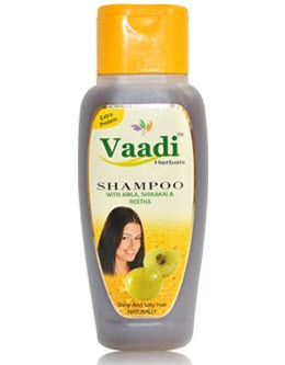 شامبو Vaadi بالأعشاب للحد من تساقط الشعر