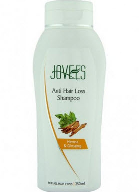 شامبو Jovees بخلاصة الحناء لمنع تساقط الشعر