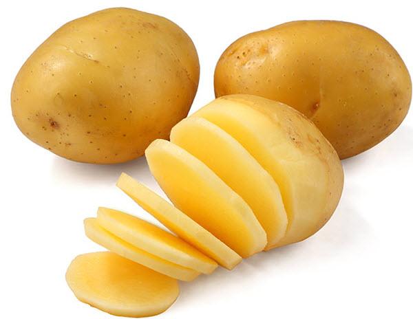 ماسك البطاطس لتفتييح و تبييض البشرة