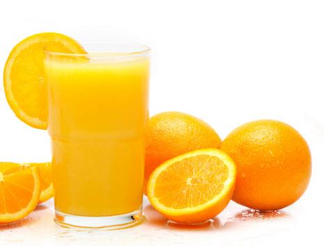 عصير البرتقال لعلاج الإمساك