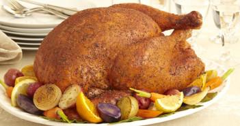 استمتع بطعم الدجاج المحشي على أصوله..