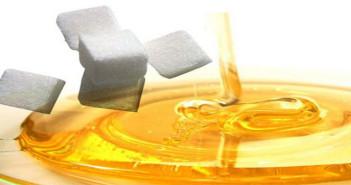 ماسك السكر والعسل للوجه والجسم