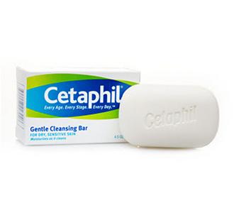 صابون للبشرة الجافة Cetaphil