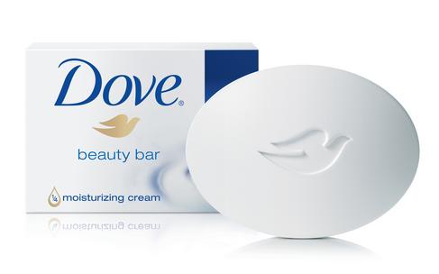 صابون Dove Cream Bar للبشرة الجافة