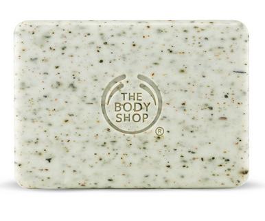 صابون Body Shop Shea Butter للبشرة الجافة