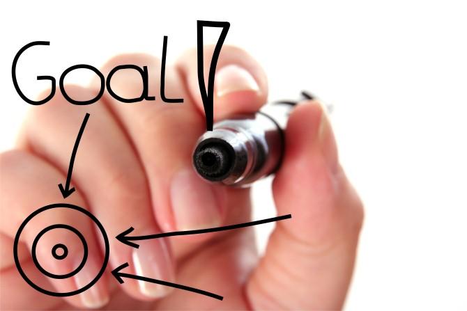 حدد أهداف لحياتك وأبدأ في تحقيقها