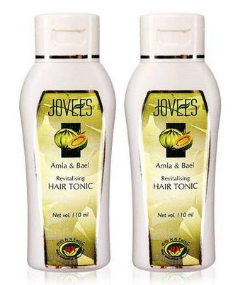 شامبو Jovees Amla & Beal Revitalizing Hair Tonic