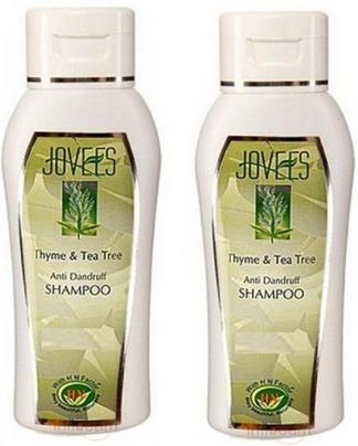 شامبو Jovees Thyme & Tea Tree Anti Dandruff Shampoo