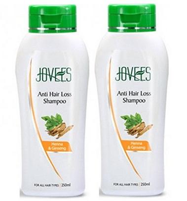 شامبو Jovees Henna & Ginseng Anti Hair Loss Shampoo