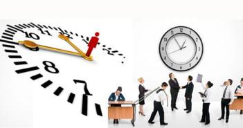 أهمية إدارة الوقت و تنظيمه