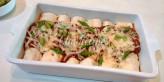 طريقة تحضير طبق انشيلادا الدجاج المكسيكي على طريقة علا الحاج