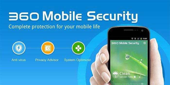 تطبيق 360 للأمن 360 Security
