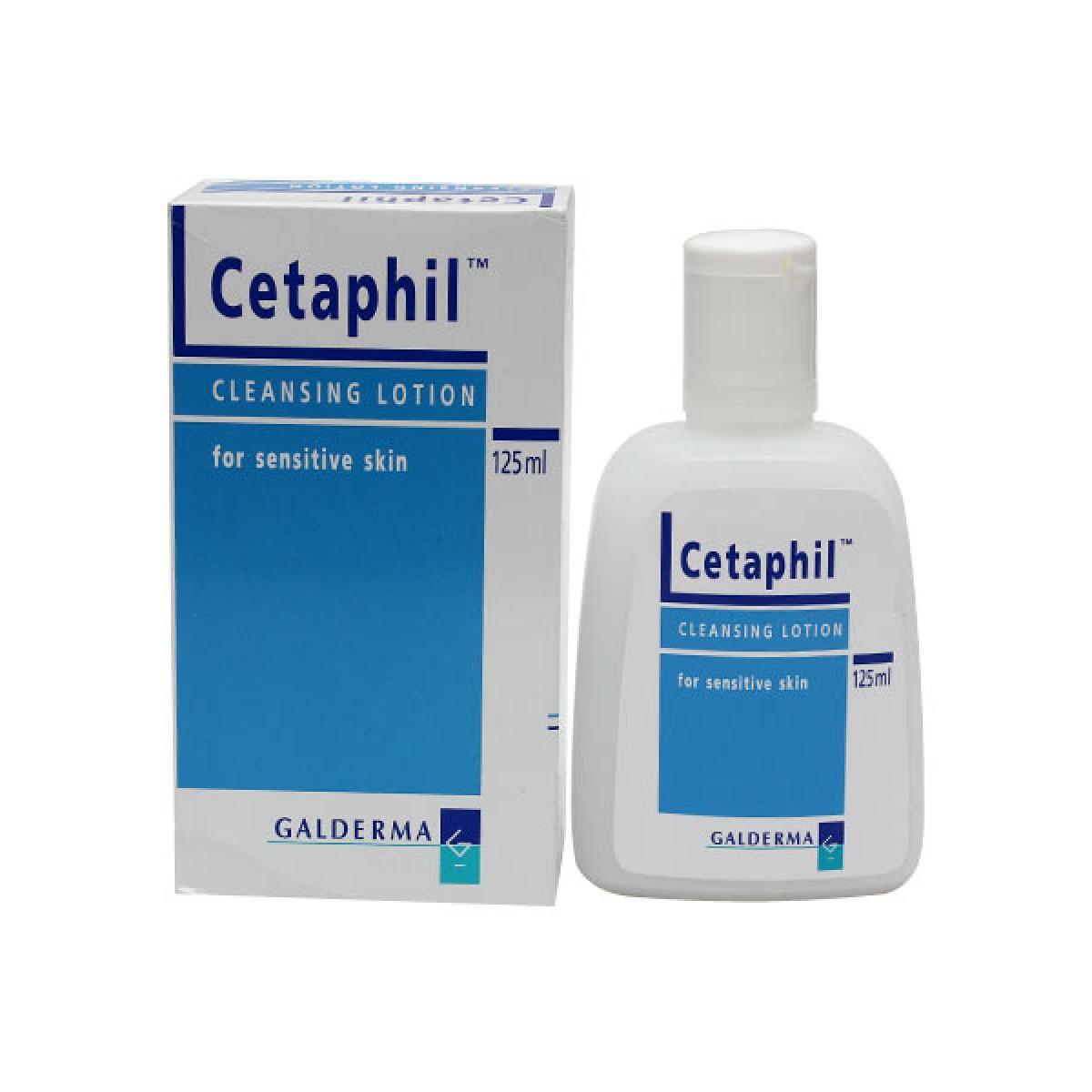غسول البشرة الدهنية سيتافل Cetaphil