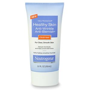 كريم نيوتروجينا Neutrogena لصحة الجلد و مقاومة التجاعيد