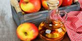 خل التفاح لعلاج التهاب الحلق