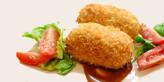 طريقة تحضير كروكيت الدجاج و الذرة