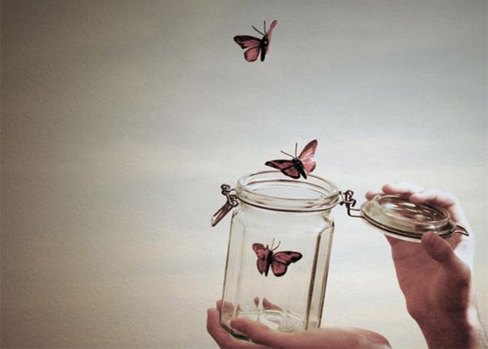 من أسرار السعادة عدم التشبث بالماضي الأليم