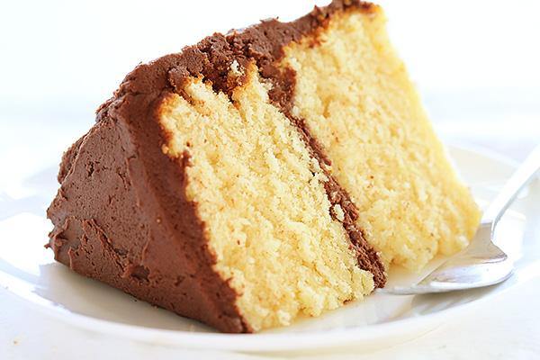 وصفة الكيكة العادية