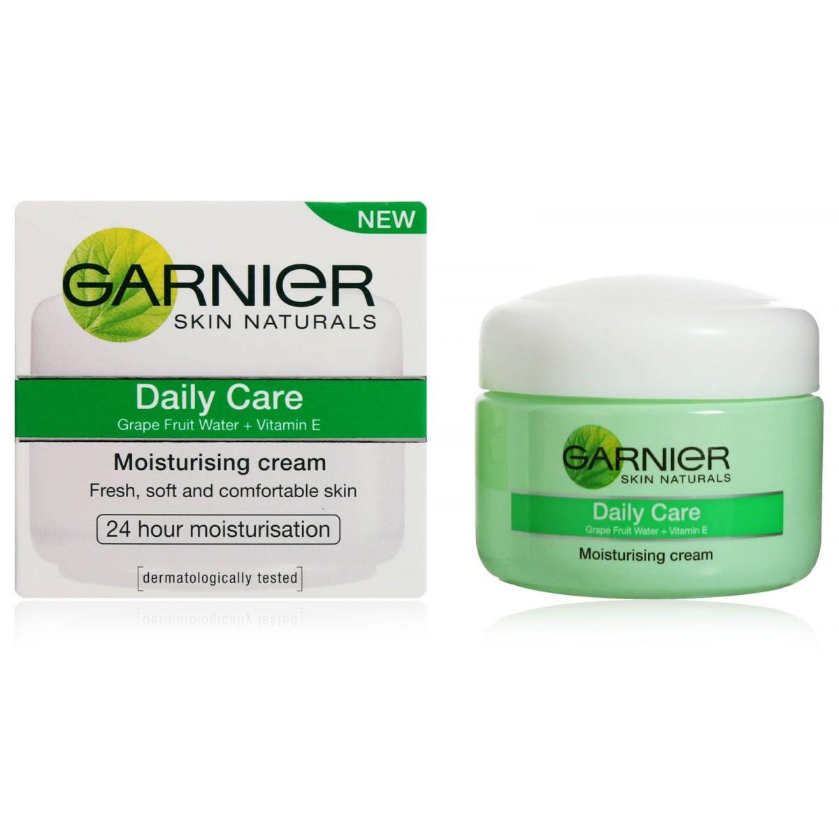 كريم الترطيب اليومي للبشرة الدهنية من غارنييه Garnier Essential Care Daily Moisturizing Lotion