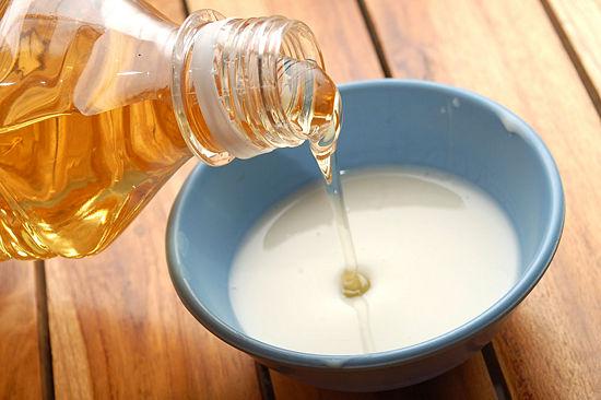 ماسك العسل و الحليب لتفتييح البشرة و تبييضها