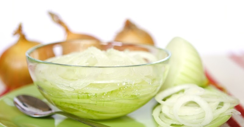 أهم وصفات عصير البصل للجسم و علاج سقوط الشعر
