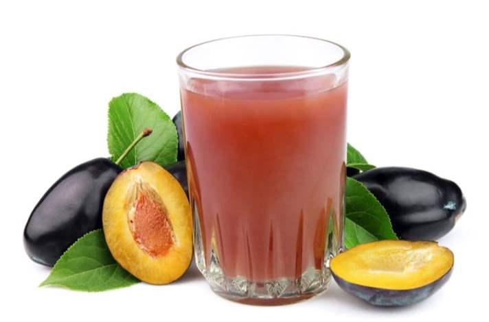عصير الخوخ أو البرقوق لعلاج الإمساك عند الحوامل