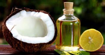 كيف يمكن لزيت جوز الهند و عصير الليمون زيادة نمو الشعر
