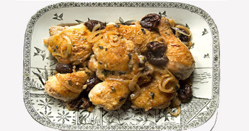 وصفة الدجاج الشامي بالبصل