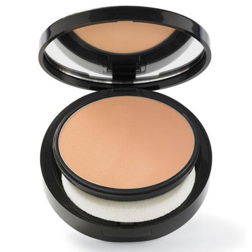 أساس الوجه Mark Powder Buff Natural Skin Foundation للبشرة الدهنية