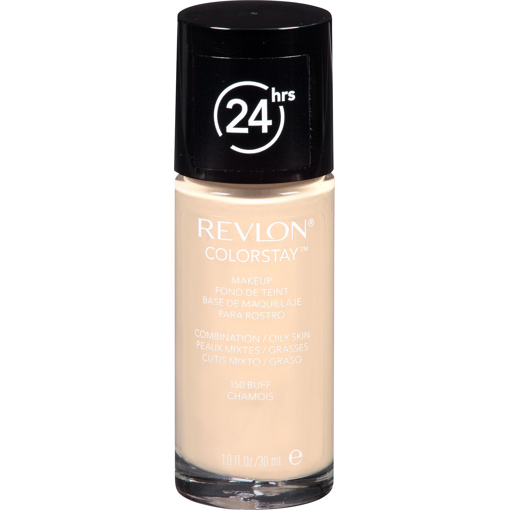 أساس الوجه ريفلون Revlon Colorstay Makeup For Combination/Oily Skin للبشرة الدهنية