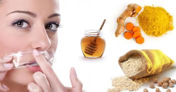 5 طرق طبيعية لتشقير و تفتييح شعر الوجه