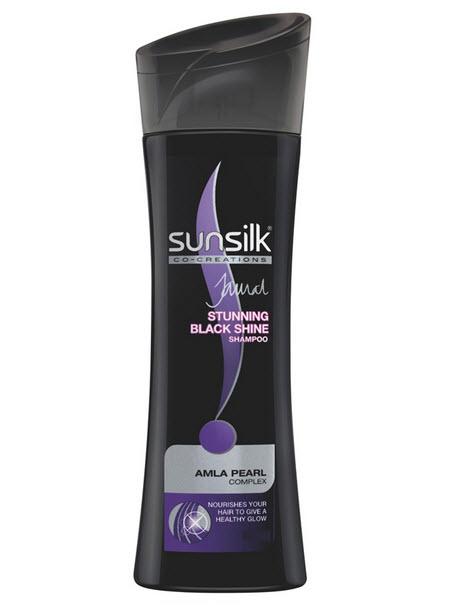 شامبو صانسيلك بلاك شاين Sunsilk Black Shine Shampoo