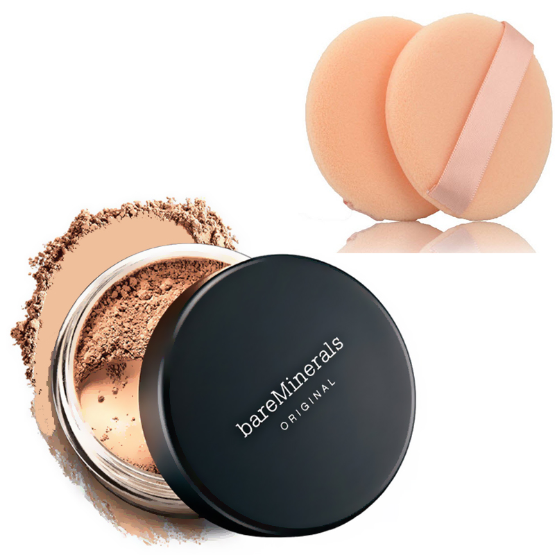 بودرة BareMinerals Original Foundation للبشرة الجافة