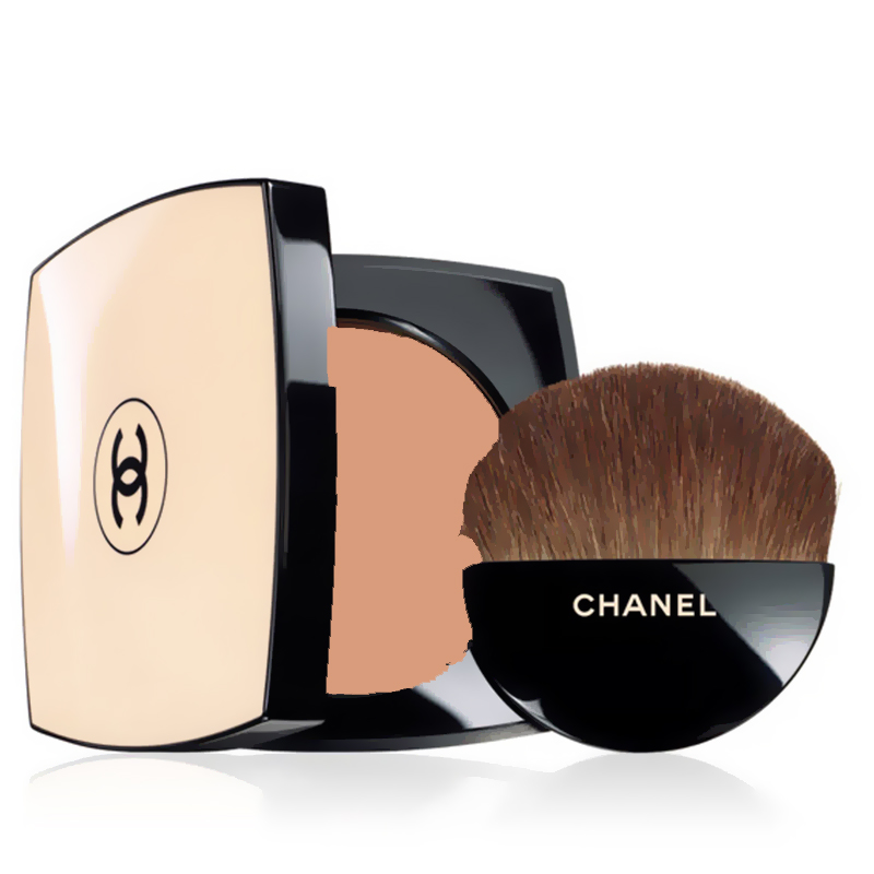 بودرة شانيل Chanel Les Beiges Healthy Glow Sheer Colour SPF 15 للبشرة الجافة