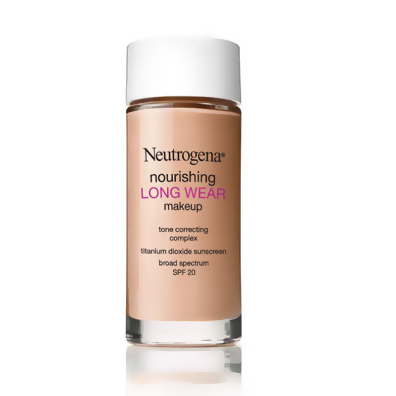 أساس الوجه نيتروحينا Neutrogena Nourishing Long Wear Makeup