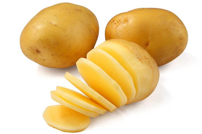 ماسك البطاطس للبشرة الدهنية