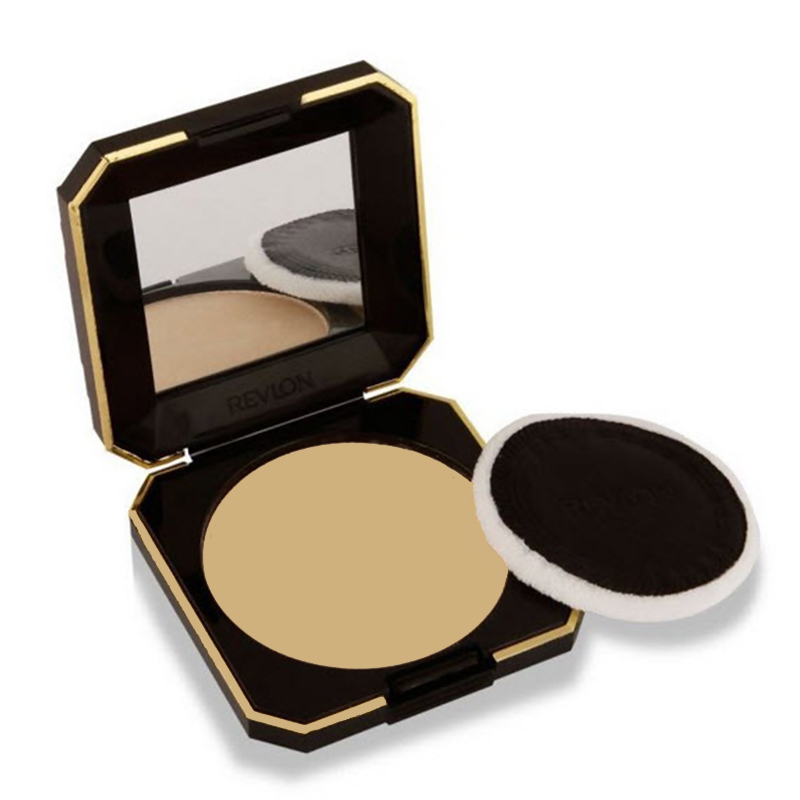 بودرة ريفلون Revlon Touch and Glow Moisturizing Powder Compact للبشرة الجافة