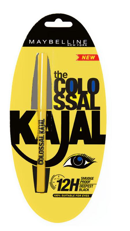 كحل ميبليين كاجال المقاوم للماء Maybelline Colossal Kajal