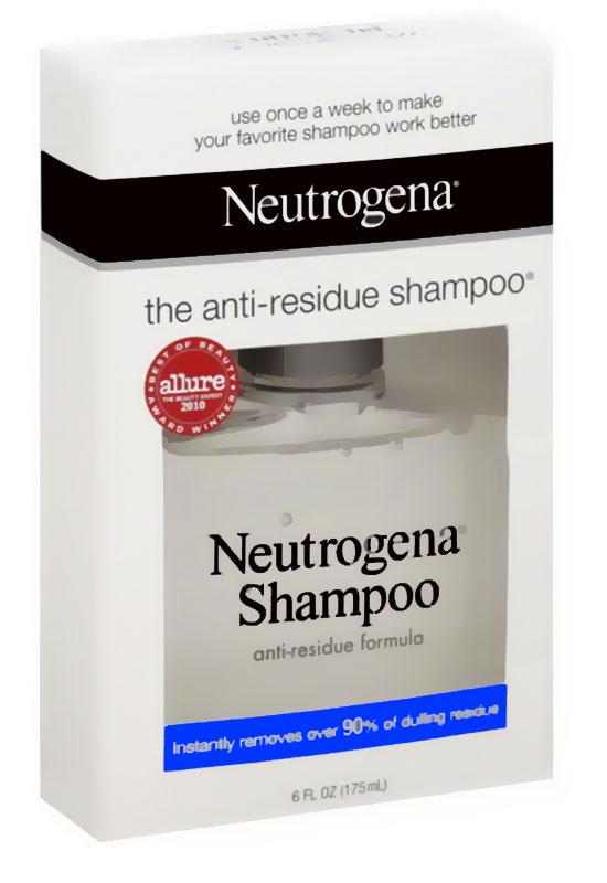 شامبو نيوتروجينا للشعر الدهني Neutrogena Anti-Residue Shampoo