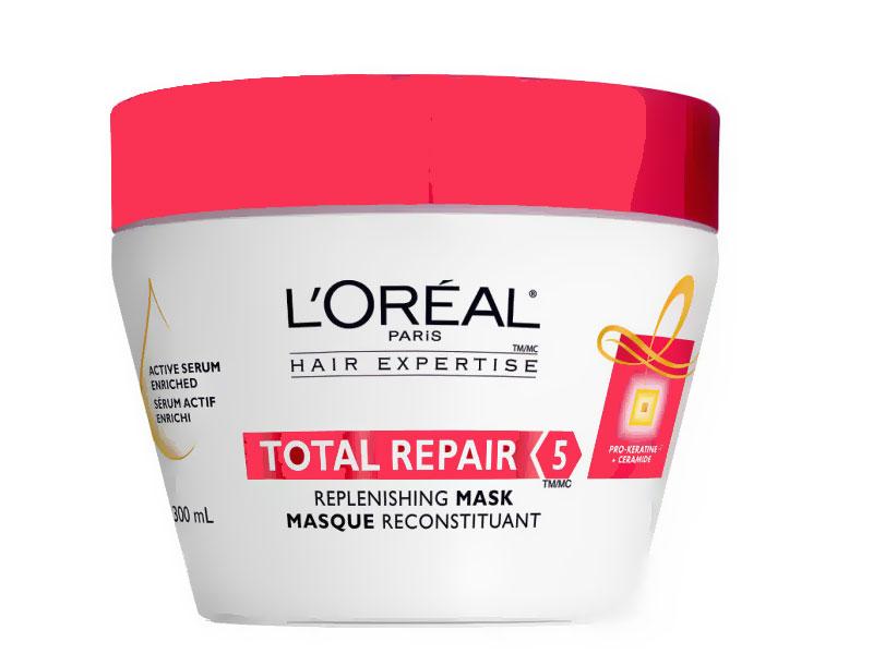 كريم لوريال للشعر الجاف Loreal Total Repair 5 Hair Masque