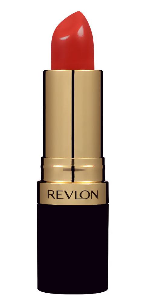 أحمر الشفاه Revlon Super Lustrous Lipstick in Kiss Me Coral من ريفلون